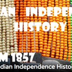 independence history of india