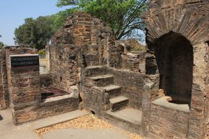 Kittur Fort